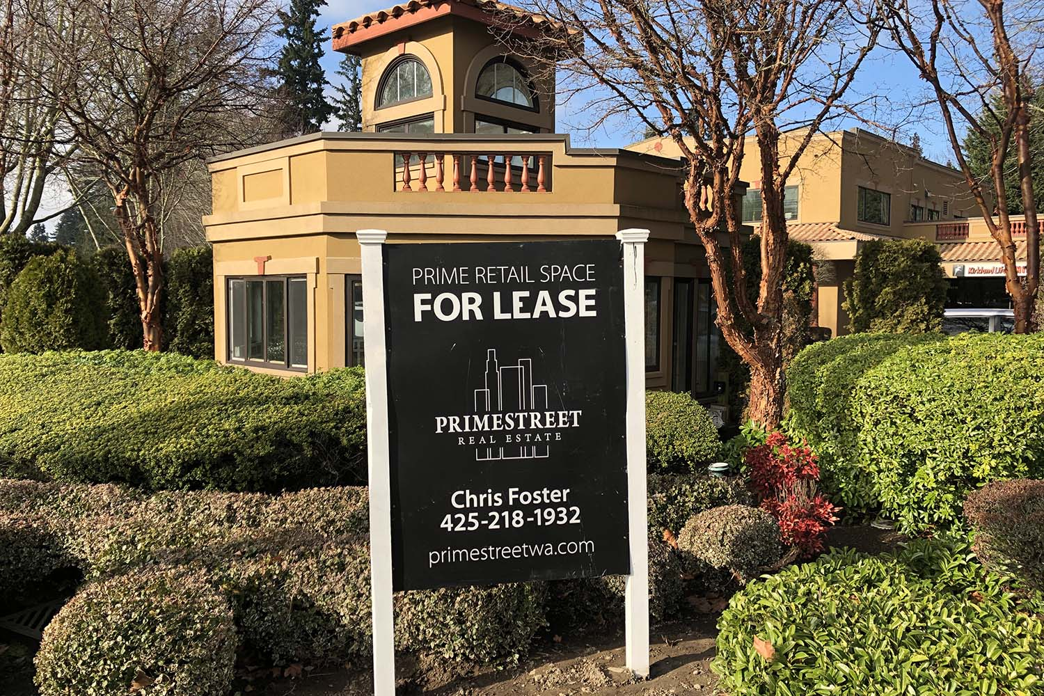 More Than Just a Property Sign
